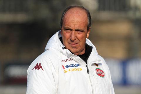 Torino FC, allenamento alla Sisport 28-1-2014