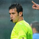Cagliari-Milan arbitra Daniele Doveri