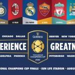 Guinnes International Cup: ecco il calendario del Milan