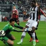Verso Milan-Juventus, tra i bianconeri Asamoah in dubbio