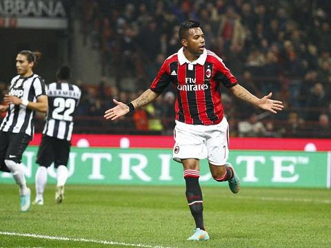 Milan vs. Juventus - Serie A Tim 2012/2013