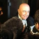 """Galliani carica il Milan: """"Torna ai livelli del 2007 e rivinci tutto! Hai un curriculum da vertice europeo"""""""