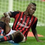 La probabile formazione di Lazio-Milan: Seedorf continua ad insistere con Balotelli titolare