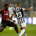 Giallo e squalifica, Muntari salta la Juventus
