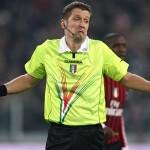 Samp-Milan: arbitra Orsato