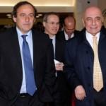 """Fair-Play finanziario, Platini: """"Nessuna esclusione alle Coppe Europee"""""""