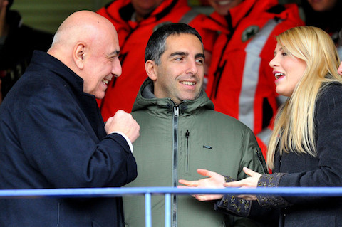 Z_Barbara Berlusconi-Adriano Galliani