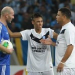 Gli ex: Ronaldo assieme a Zidane scenderanno in campo per beneficenza
