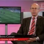 """Alberto Cerruti (GdS): """"La vera forza di una squadra è la difesa, ed il Milan concede troppo"""""""