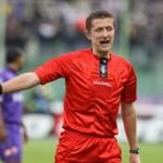 Fiorentina-Milan: i precedenti dell'arbitro Orsato