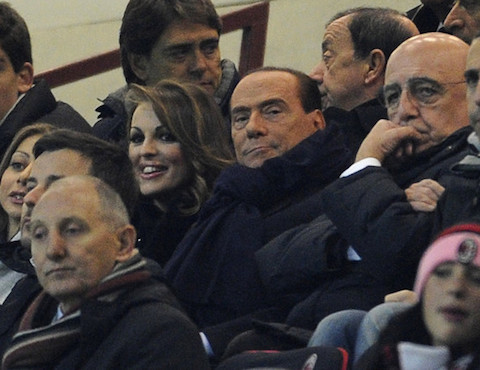 Z_Silvio Berlusconi_Adriano Galliani