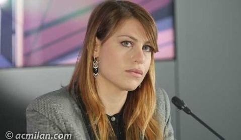 ACMILAN.COM-Barbara Berlusconi