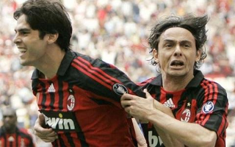 MCALCIO.COM_kakà inzaghi derby 2008