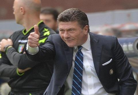 Soccer; Serie A; Sampdoria-Inter
