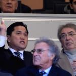 """Moratti: """"Mancini ha costruito l'Inter per vincere e dare spettacolo"""""""
