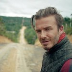 Video: Gli Ex Milan, David Beckham afferra la pallina al volo a Wimbledon