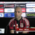 Inzaghi può sorridere: Alex è pronto per il derby