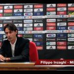 """Milan, Inzaghi: """"Quando ci saremo tutti, saremo un'altra squadra"""""""