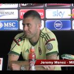 "VIDEO – Jeremy Menez si presenta: ""Conquisterò San Siro ed indosserò la maglia n°87"""