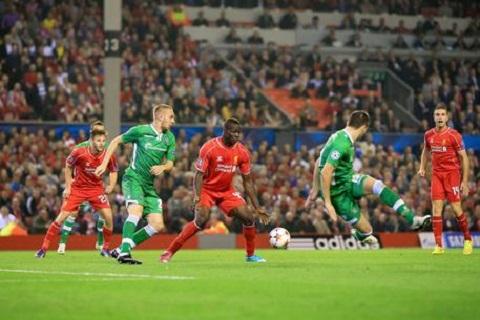 Liverpool FC vs Ludogorets Razgrad