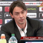 """Inzaghi: """"Peccato eravamo andati in vantaggio, a Cagliari sarà dura!"""""""