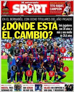 Sport 27.10.14
