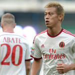 SM – Verso Milan-Inter: ottimismo per Abate, Palacio favorito a Osvaldo