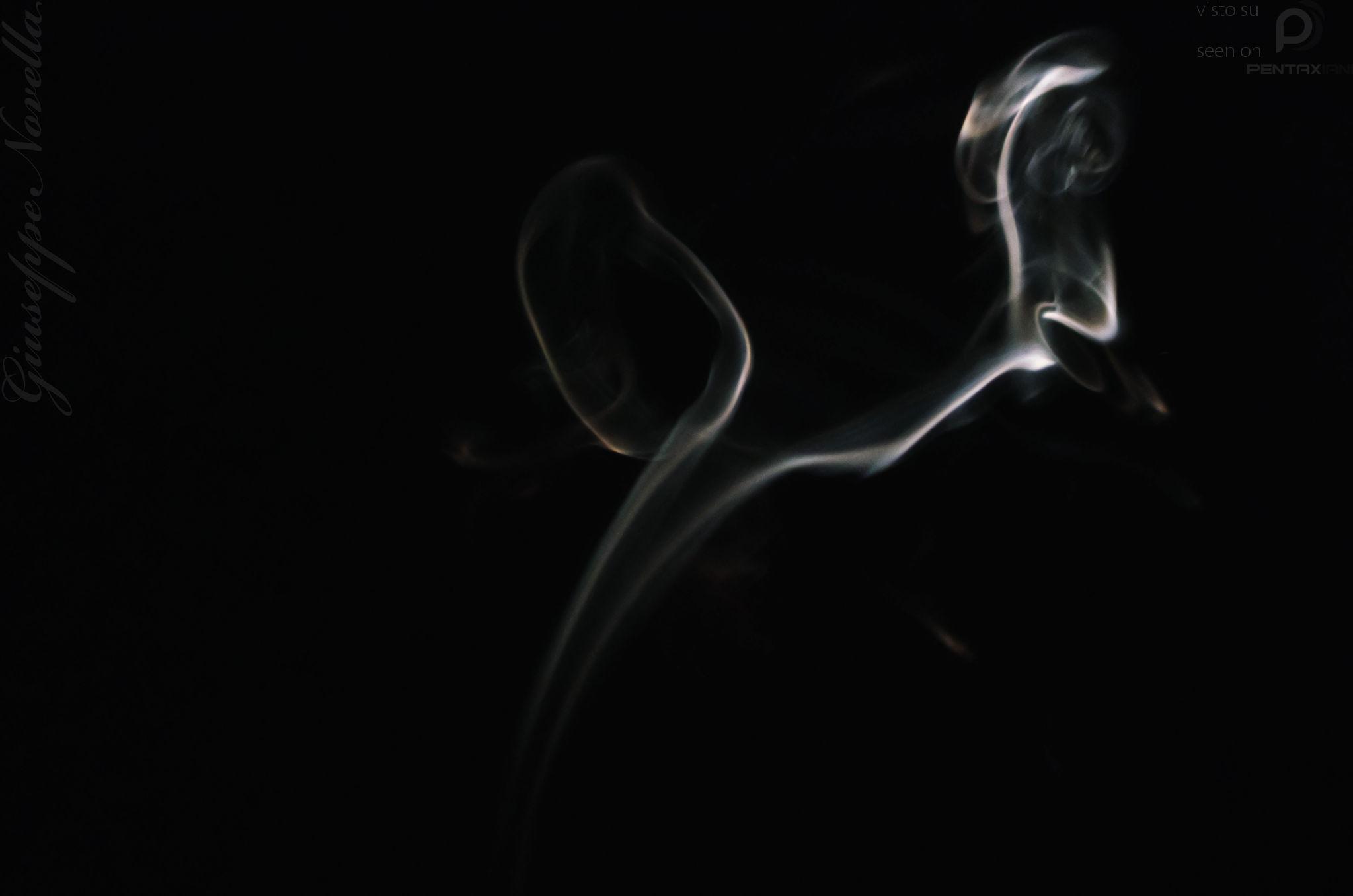 La congratulazione su quello che ha smesso di fumare