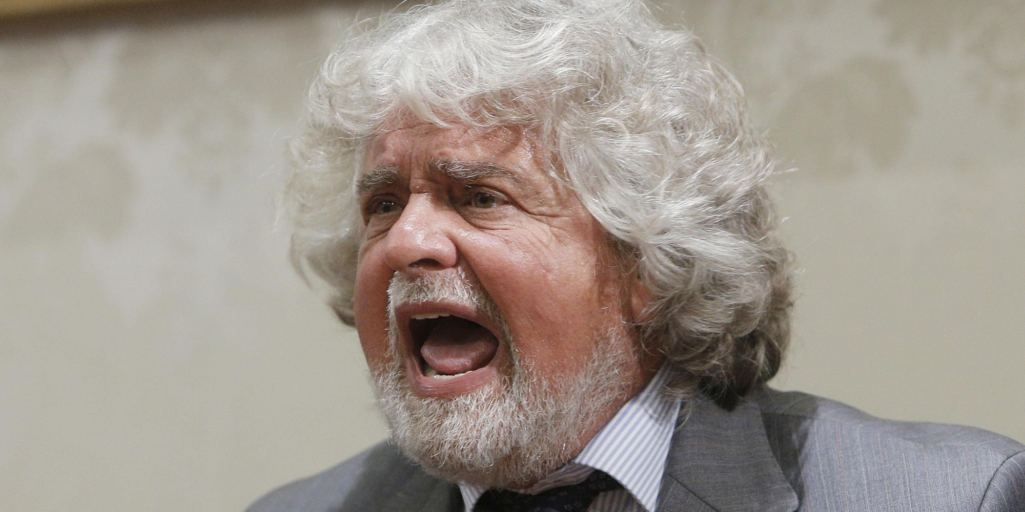 Grillo tells president fix Italy or call another election