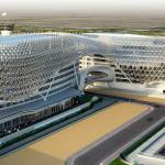 Dubai: Milan e Audi all'autodromo di Dubai