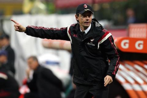 Soocer: Serie A; Milan - Udinese