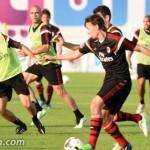 Ritiro Milan: a fine luglio in Cina il derby con l'Inter