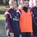 Verso Chievo-Milan: i 2 allenamenti di oggi