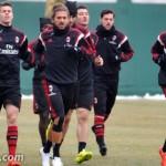 Report allenamento mattutino Milan