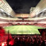 Stadio Milan, non finiscono i problemi: i residenti non vogliono l'impianto