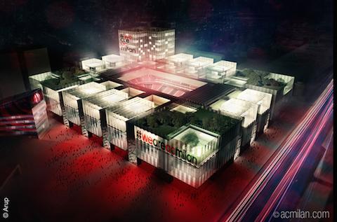 acm_Nuovo stadio Mlan