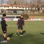 Verso Sassuolo-Milan: i 2 allenamenti di oggi