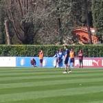 Italia, Conte fa le prove: dietro il blocco Juve, davanti Zaza-Immobile