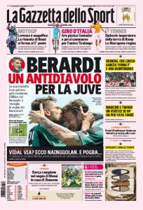 Gazzetta 18.05.15