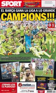 Sport 18.05.15