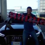 Ecco la prima foto di Bacca con la maglia del Milan