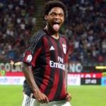 Luiz Adriano twitta il suo primo gol rossonero