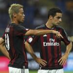 Le pagelle di Milan-Genoa: Honda impetuosa, bentornato Jeremy