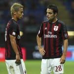Le pagelle di Chievo-Milan: prestazione deludente, convince solamente Honda