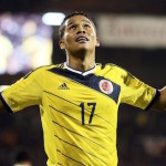 VIDEO: Carlos Bacca in gol con la Colombia