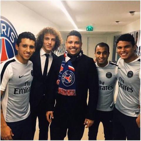 Ronaldo_Thiago Silva