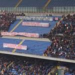 """Curva Sud: """"Galliani vogliamo le dimissioni!"""""""