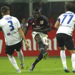 Milan-Sampdoria: le formazioni ufficiali