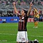 Milan Lazio 1-1 dopo 45′