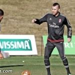 Verso Milan-Roma, i 2 allenamenti di oggi